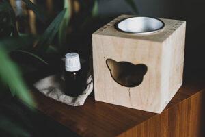 Kominek aromaterapia