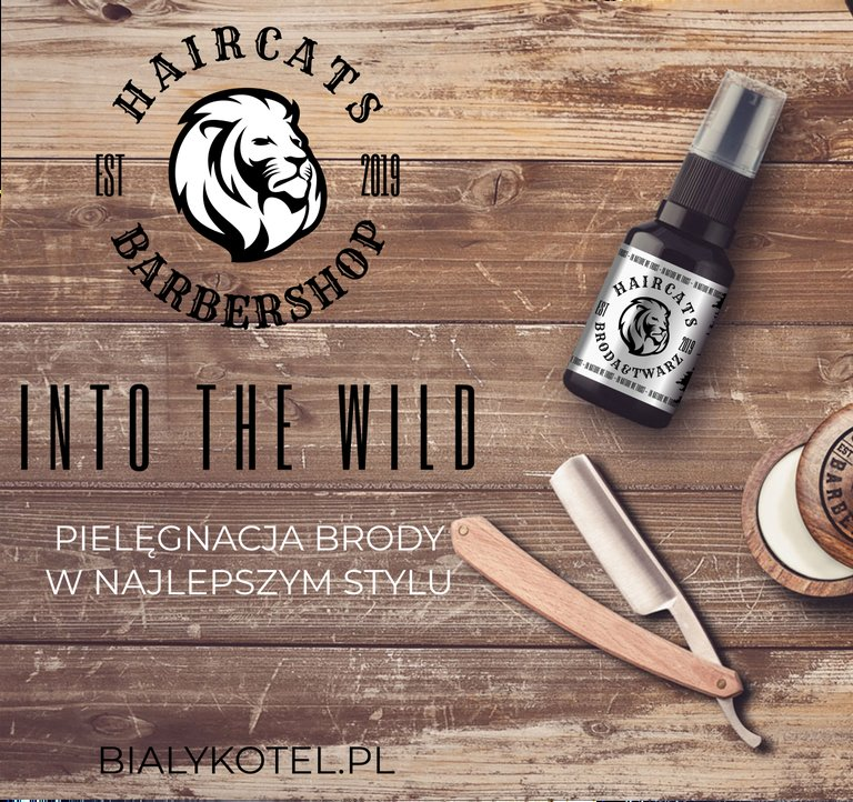 Into The Wild Butelka