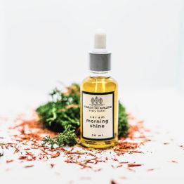 Serum olejowe do twarzy na dzień