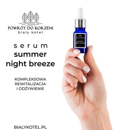 Summer Night Breeze butelka