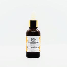 olej z czarnuszki Surowce kosmetyczne