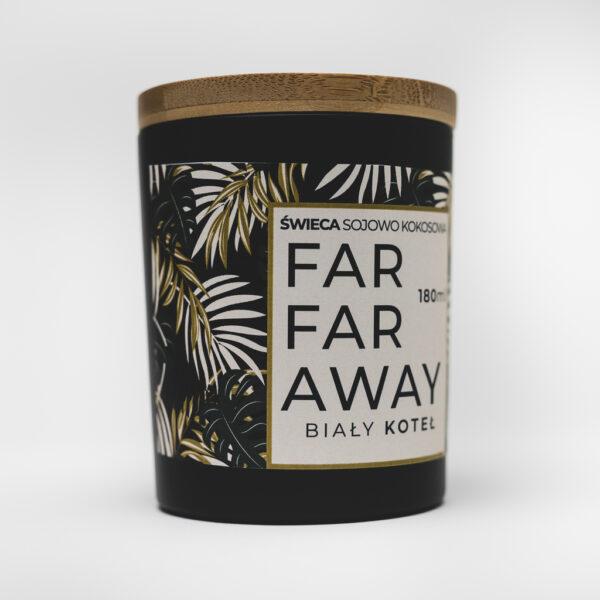 Świeca sojowa Far Far Away 2
