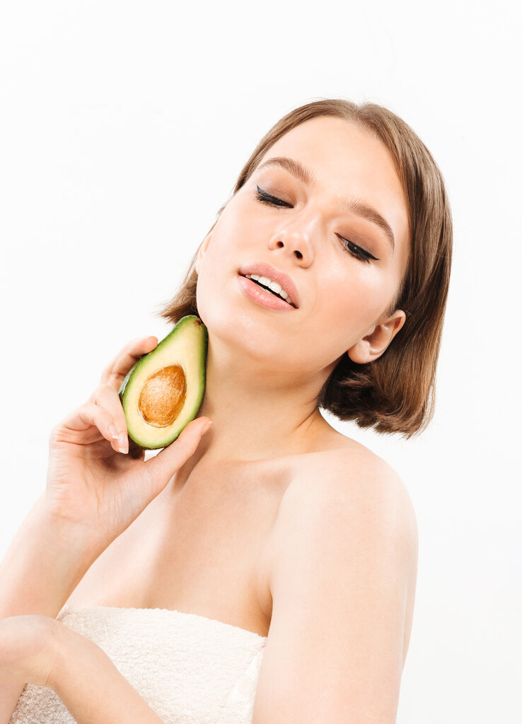Mus do ciała z masłem mango