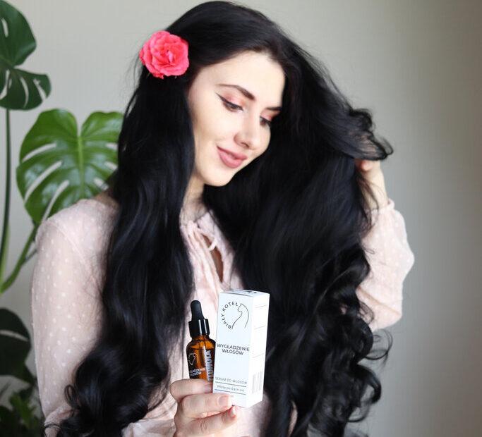 Aylunola PRO by Biały Koteł Serum do wygładzania włosów Ola