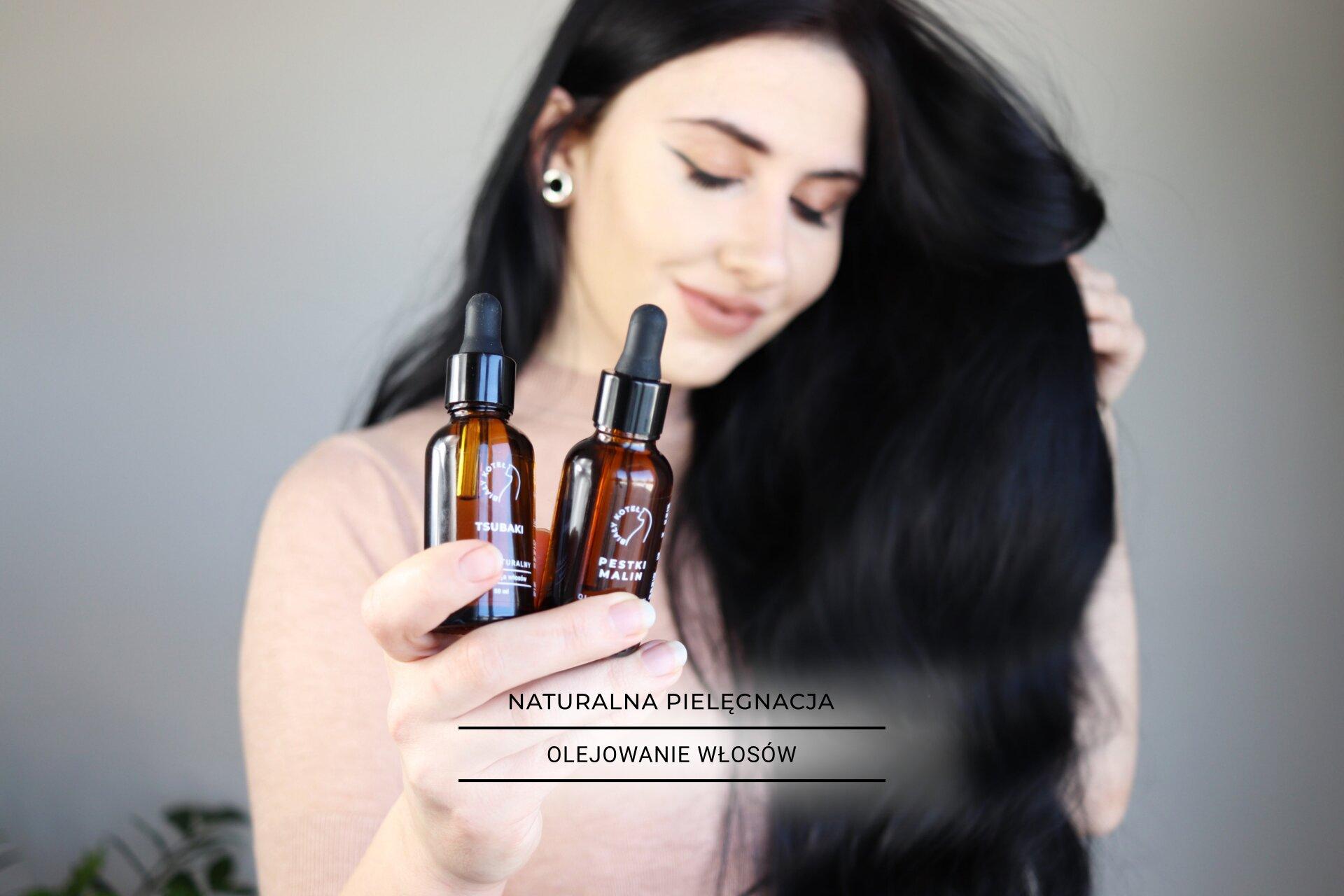 Olejowanie włosów i jego zalety 2