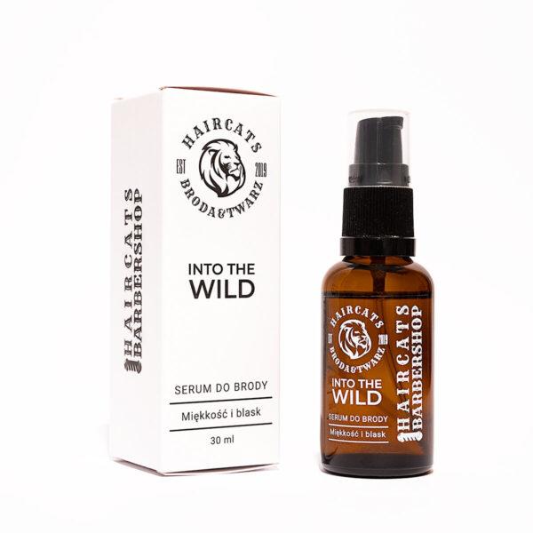haircats by biały koteł serum do brody into the wild 30ml